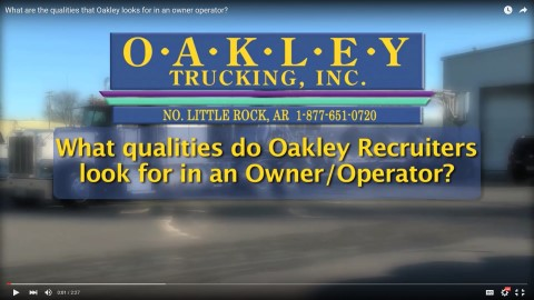 Owner Operator Qualities